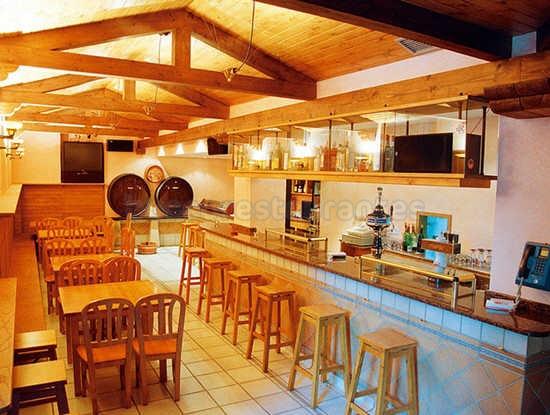 Bar Restaurante Katxetas. Lizarra/Estella.