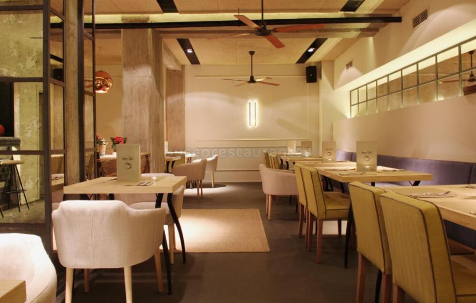 Restaurante kontiki garden navarra madrid - Kontiki madrid ...