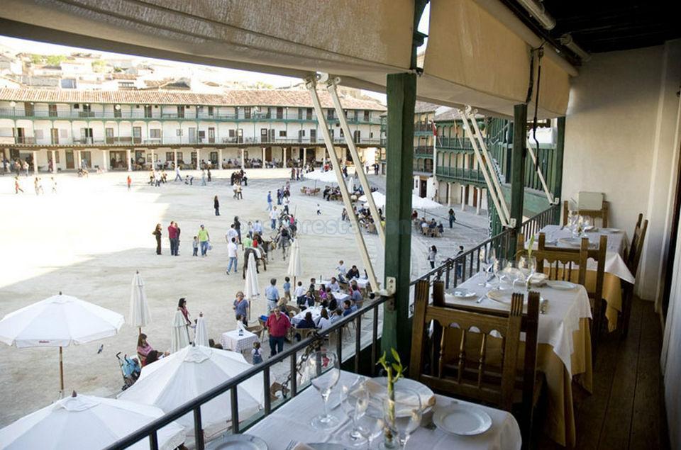 restaurante la balconada chinch n