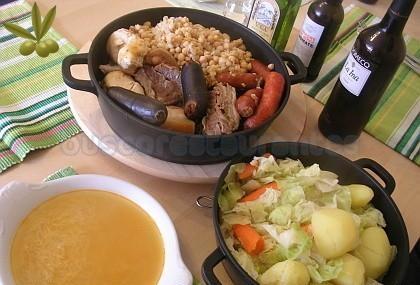 cocido hoy en la bella roma