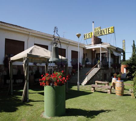Restaurante la campana osorno la mayor for Restaurante la campana barcelona