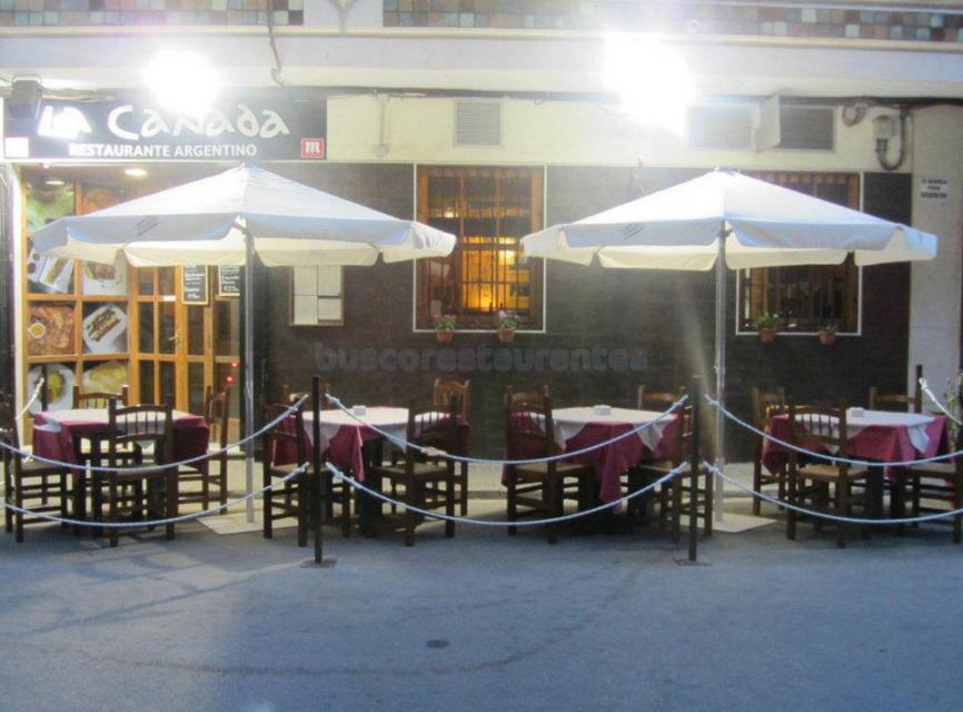 La Cañada Restaurante Argentino