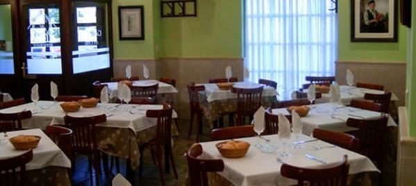 Restaurante la casa del parque gij n - La casa del parque ...