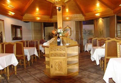 Restaurante La Chistera. Iruña / Pamplona.