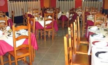 Restaurante Asador La Ciruela.  Alagón / Zaragoza.