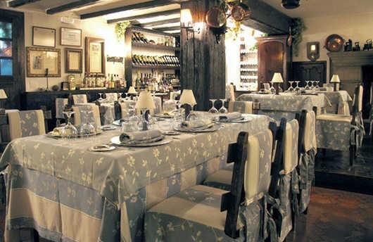 Restaurante La Cocina Aragonesa. Jaca.