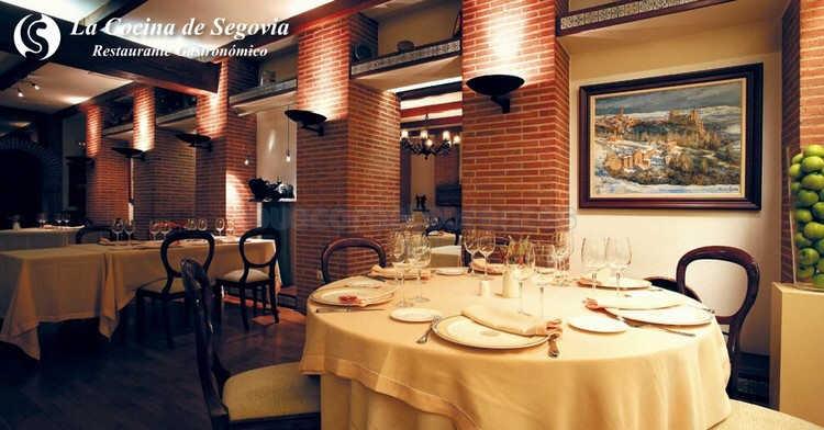 restaurante la cocina de segovia segovia