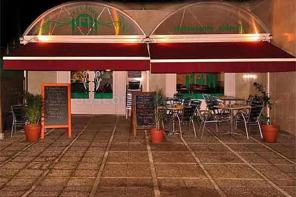 restaurante sidrería la Cuadra