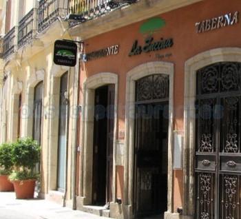La Encina Plaza Vieja. Almería.