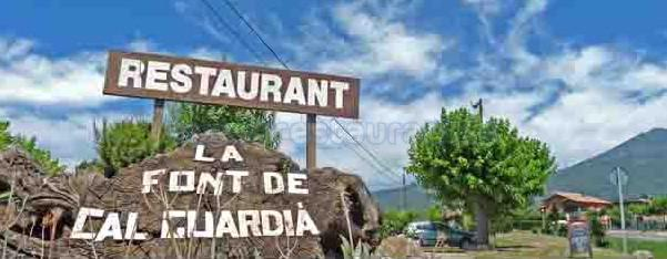 guardia restaurante: