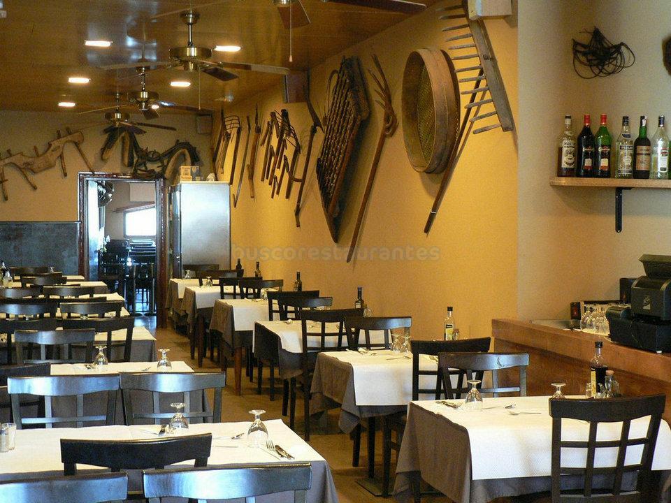 Restaurante La Garbinada