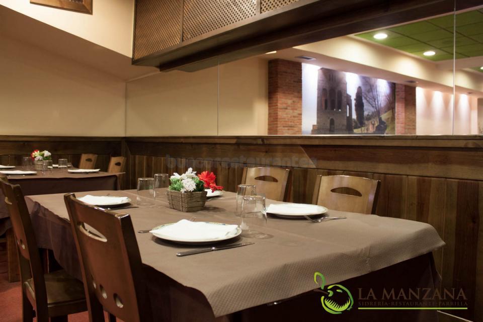 La Manzana Sidrería Restaurante