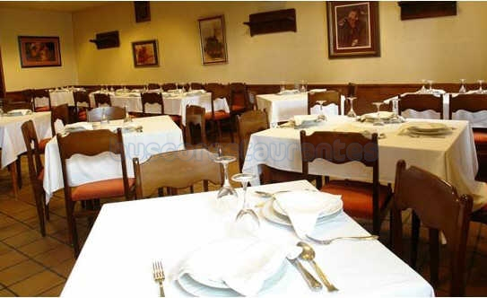 Restaurante La Máquina