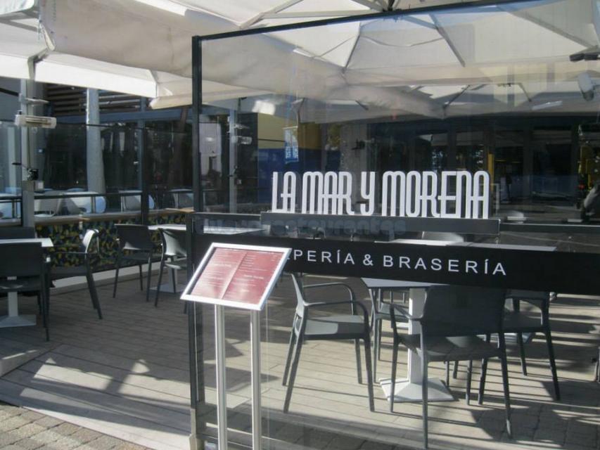 Terraza de la Pulpería & Brasería La Mar y Morena