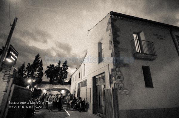 La masia D´en Tito Viladecans