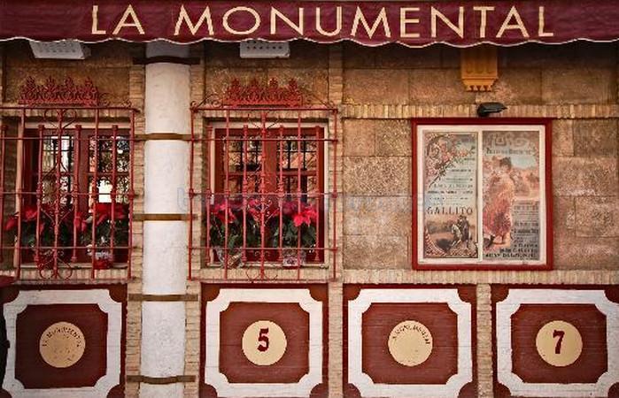 La Monumental - Salón Joselito