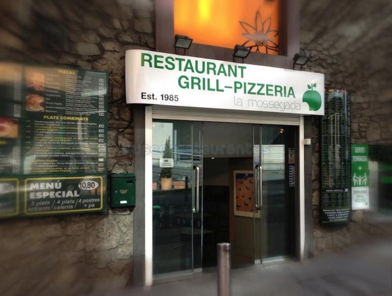 Restaurant La Mossegada