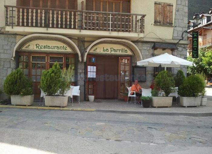 La Parrilla Benasque