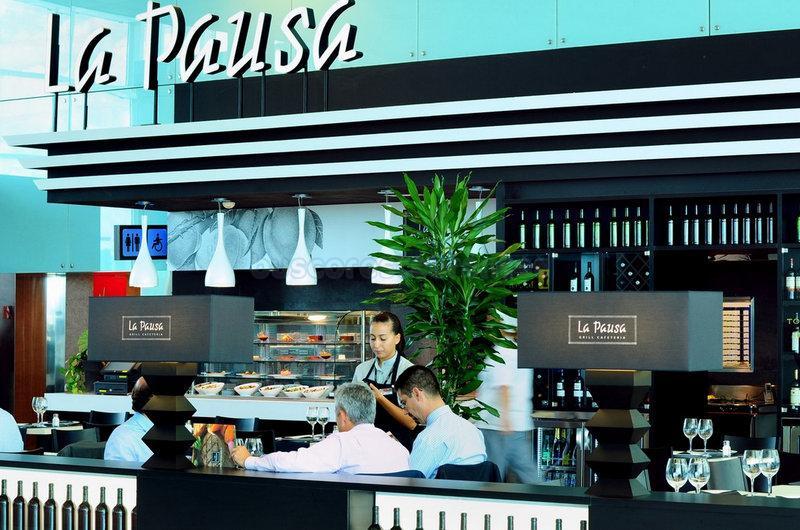 La Pausa - Aeropuerto Valencia