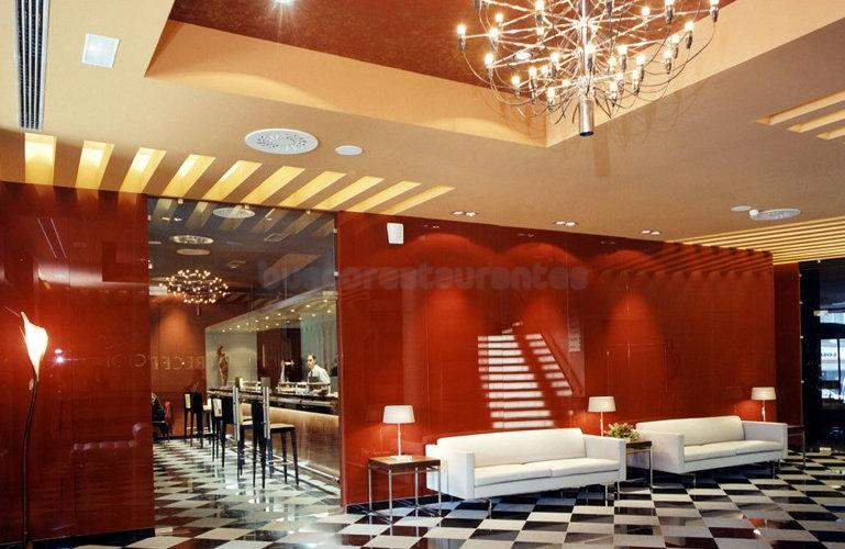 La Platea - Hotel Silken Coliseum