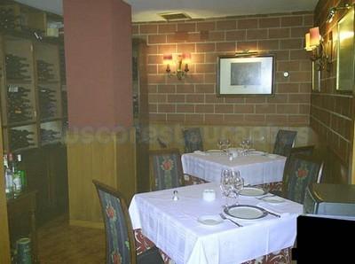 Restaurante La Posada.  Zamora.