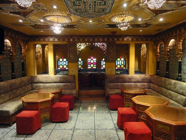 Restaurante la princesa rabe madrid for Plato de decoracion marroqui salon 2014