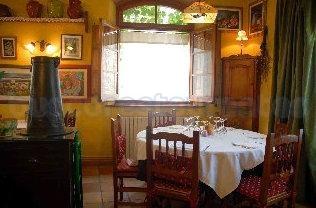 Restaurante la roca peratallada for Restaurante la roca