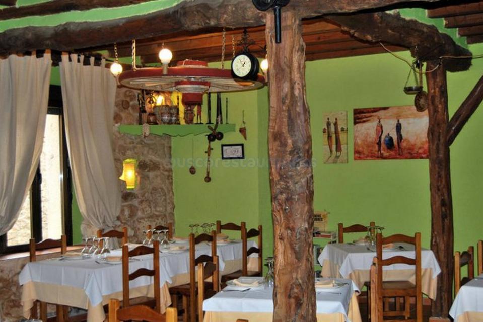 Restaurante La Taberna de Perorrubio