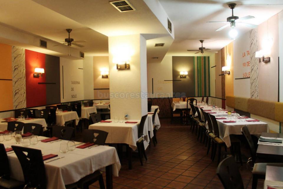 Restaurante La Taberna de Sole