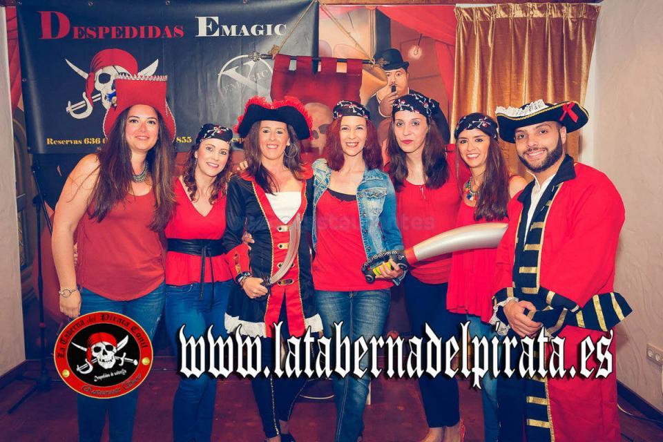 La Taberna del Pirata (Conil)