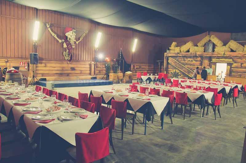 La Taberna del Pirata (Jerez) - Instalaciones