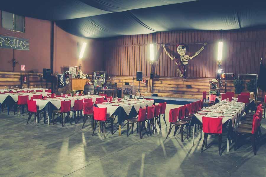La Taberna del Pirata (Jerez) - Salon pirata
