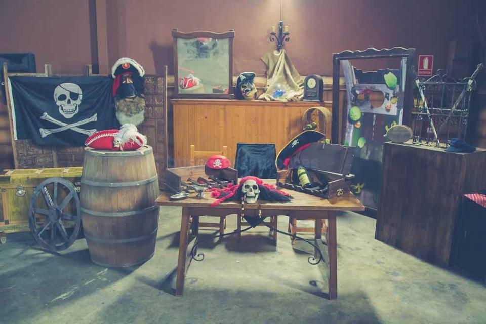 La Taberna del Pirata (Jerez) - photocall