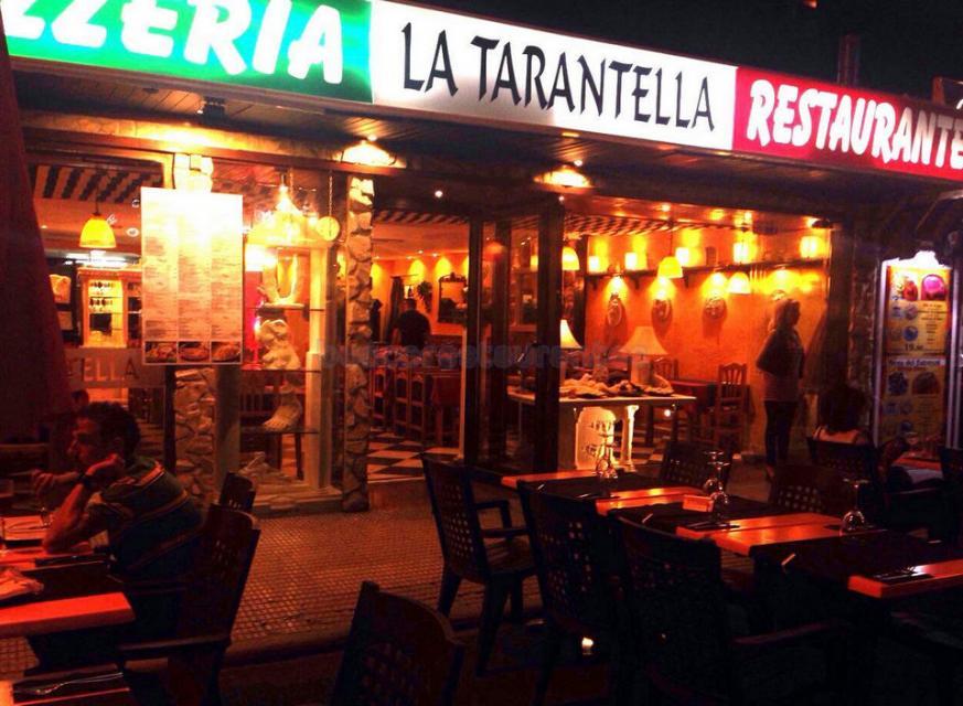 Restaurante La Tarantella Benidorm