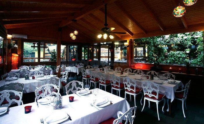 restaurante la terraza jard n felipe navacerrada