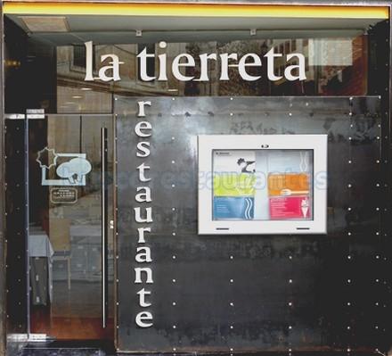 Restaurante La Tierreta. Teruel.