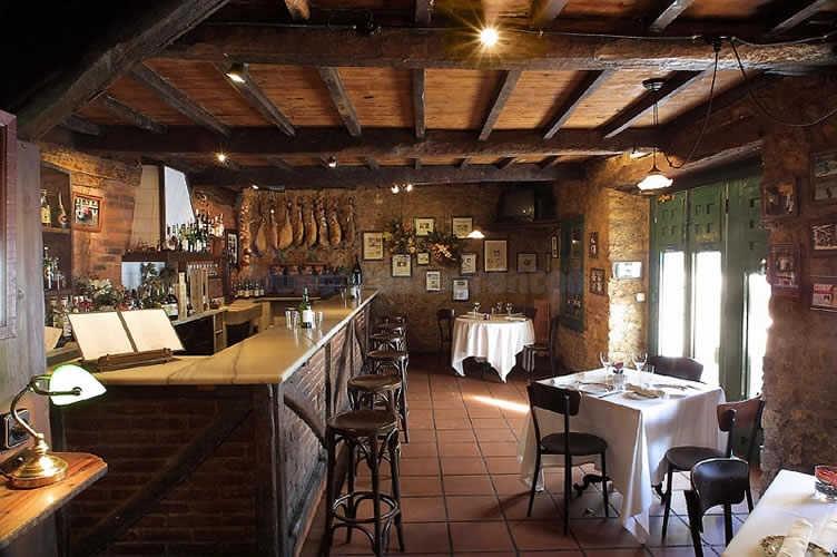 Restaurante La Venta del Jamón