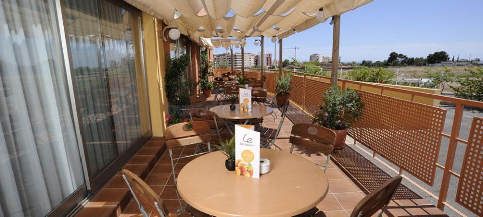 Le Restaurant (H.Campanile Elche)