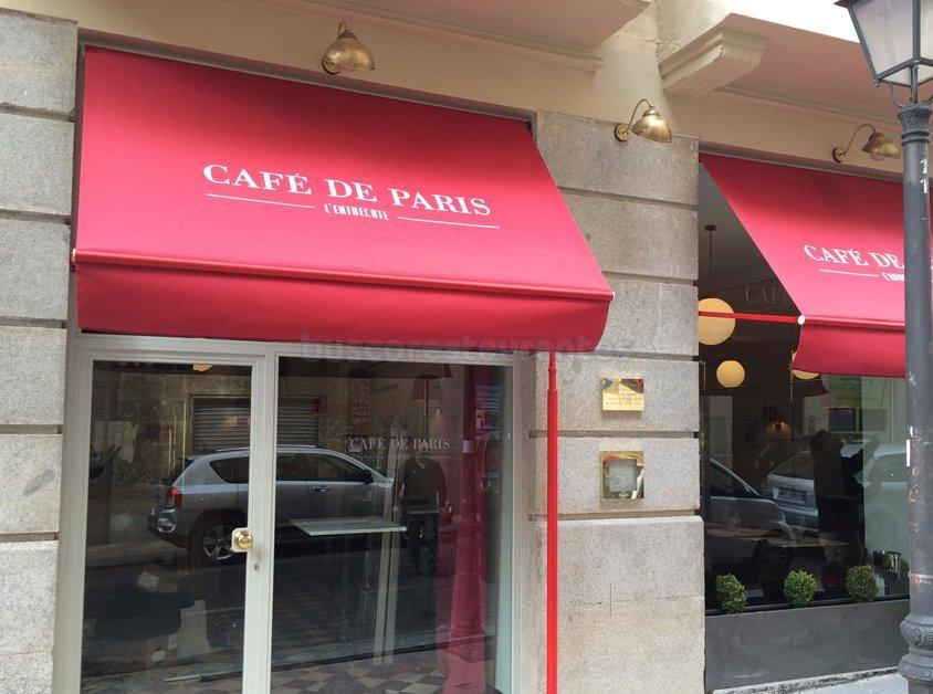 L'entrecote Café de París