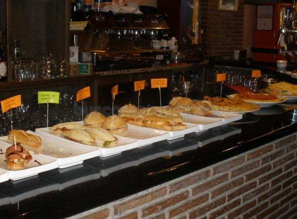London Café - Vitoria