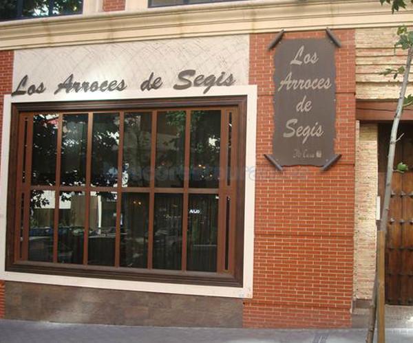 Los Arroces de Segis - Madrid