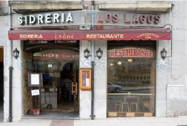 Restaurante Sidrería Los Lagos