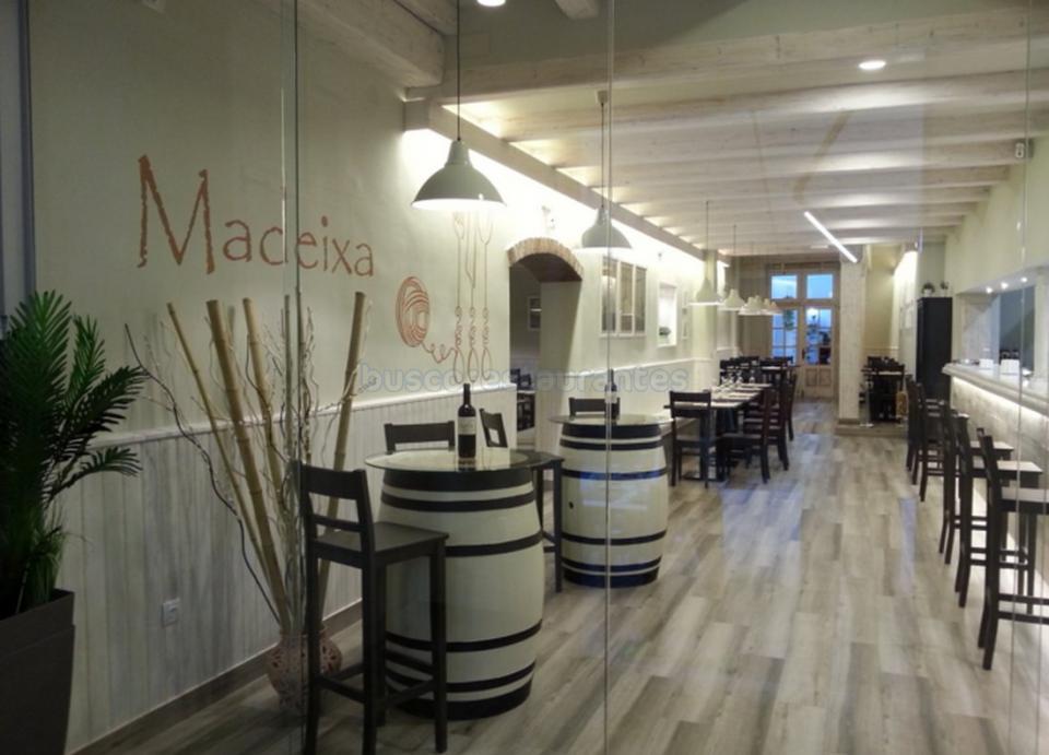 Restaurante Madeixa