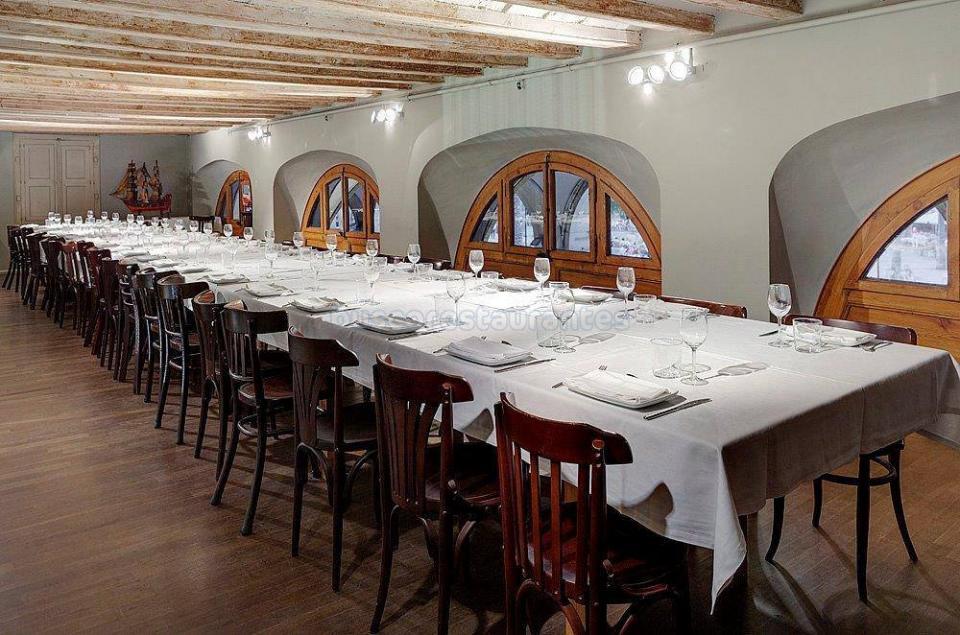 Mariscco Restaurante (Plaza Reial)