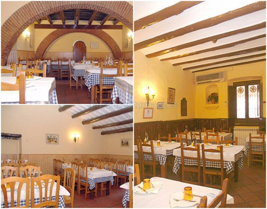 Restaurant Masia Can Borrell