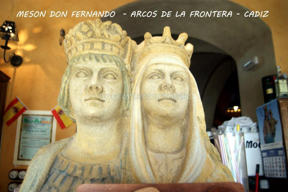 Don Fernando y Doña Isabel