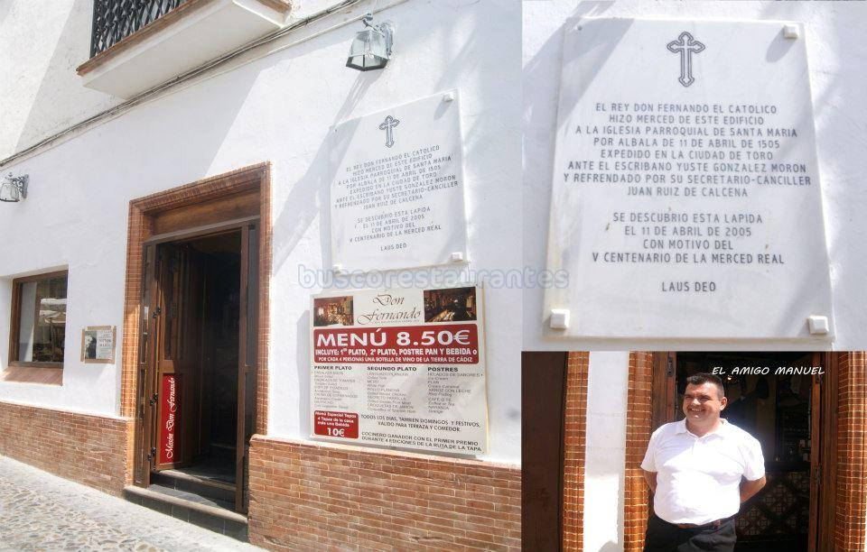 Mesón Don Fernando