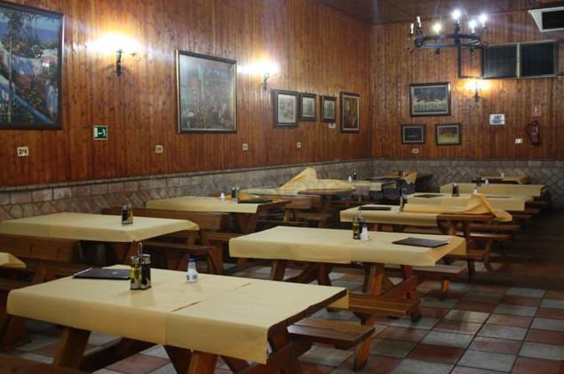 Mesón El Rancho - Sanlúcar de Barrameda