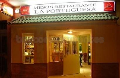 Mesón La Portuguesa.  Badajoz.