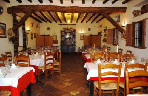 Restaurante Mesón Posada El Tempranillo